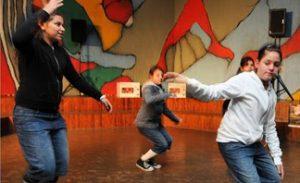 1. Handyfestival -Abschlussveranstaltung Tanz Act (Falken)