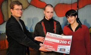 1. Handyfilm-Festival: WR-Publikumspreis an Christian Berninghaus