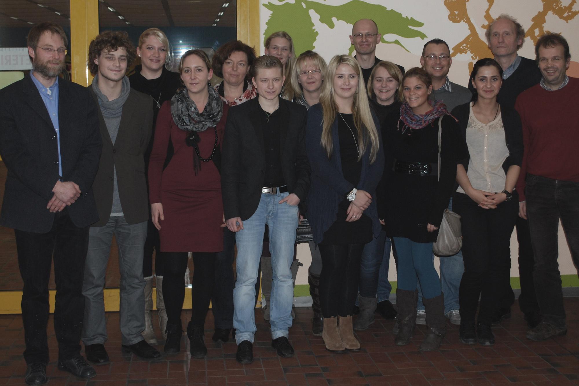 Abitur Wintersemester 2012/2013
