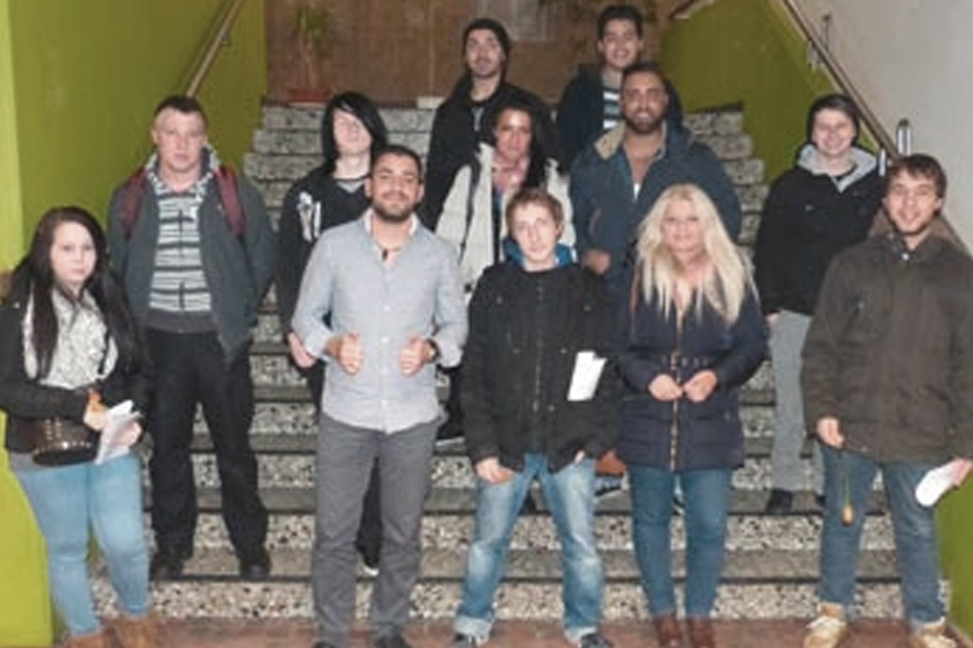 Mittlerer Bildungsabschluss Wintersemester 2012/2013