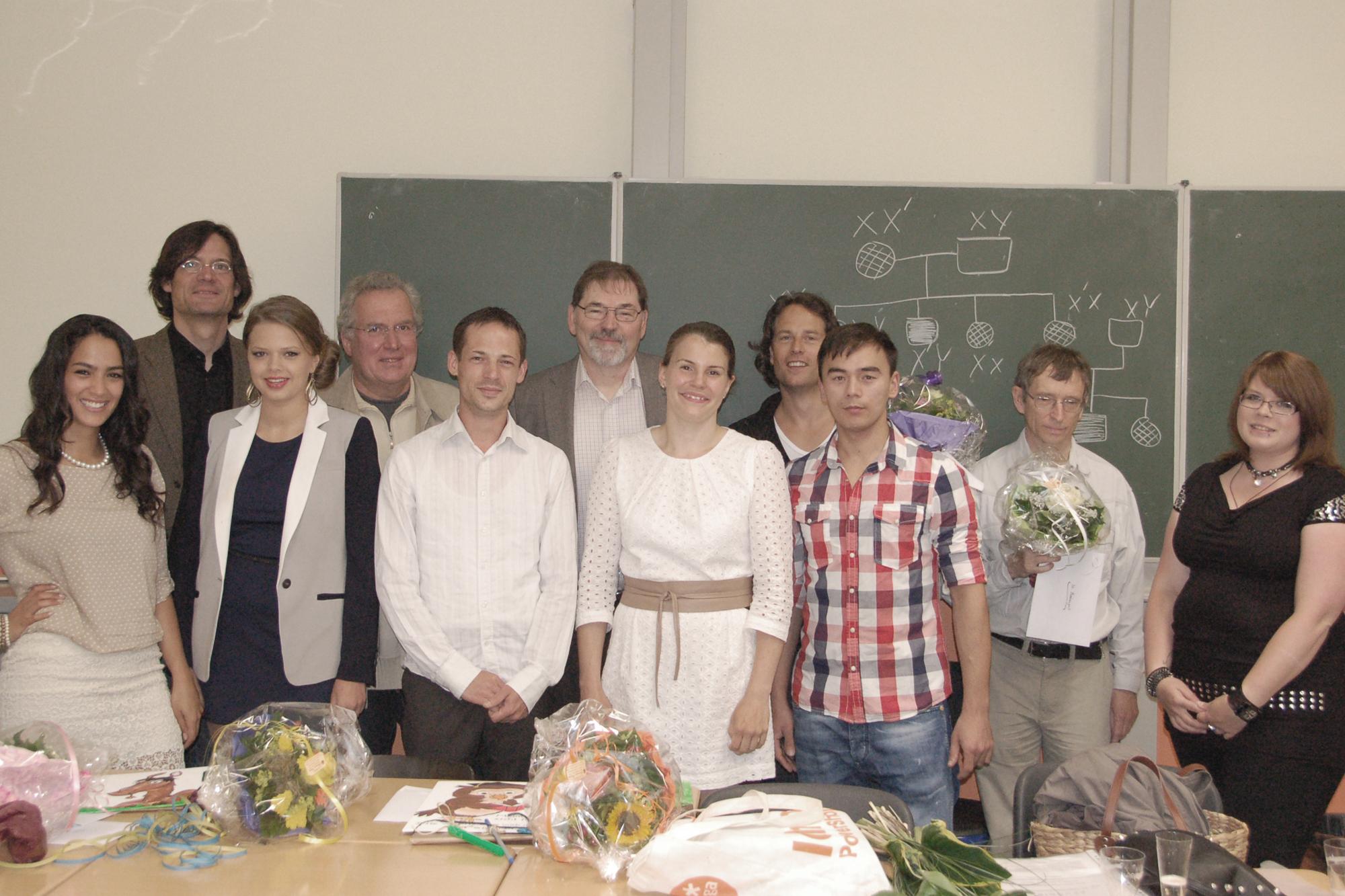 Abitur Lüdenscheid Sommersemester 2013