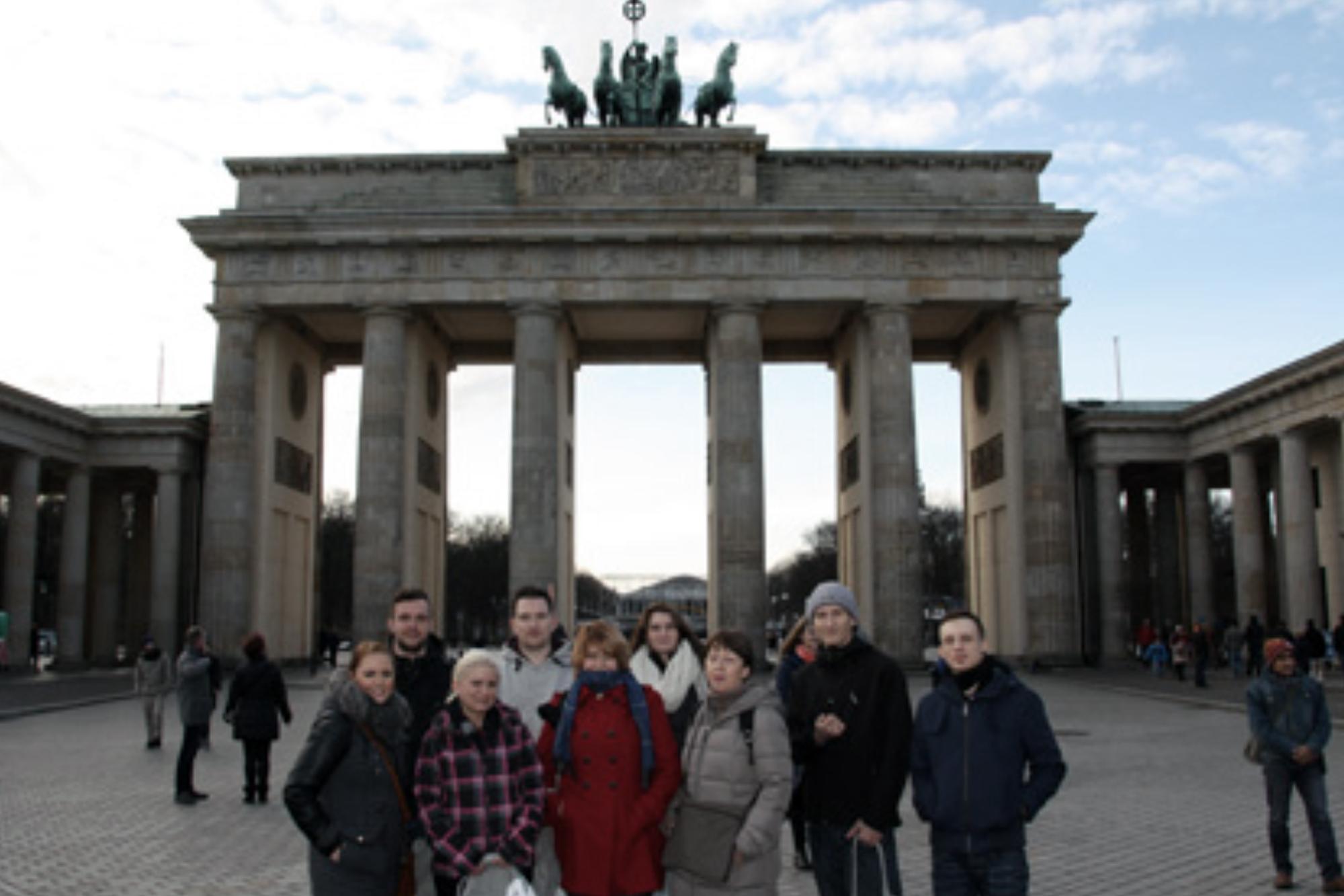 Berlinfahrt Januar 2015
