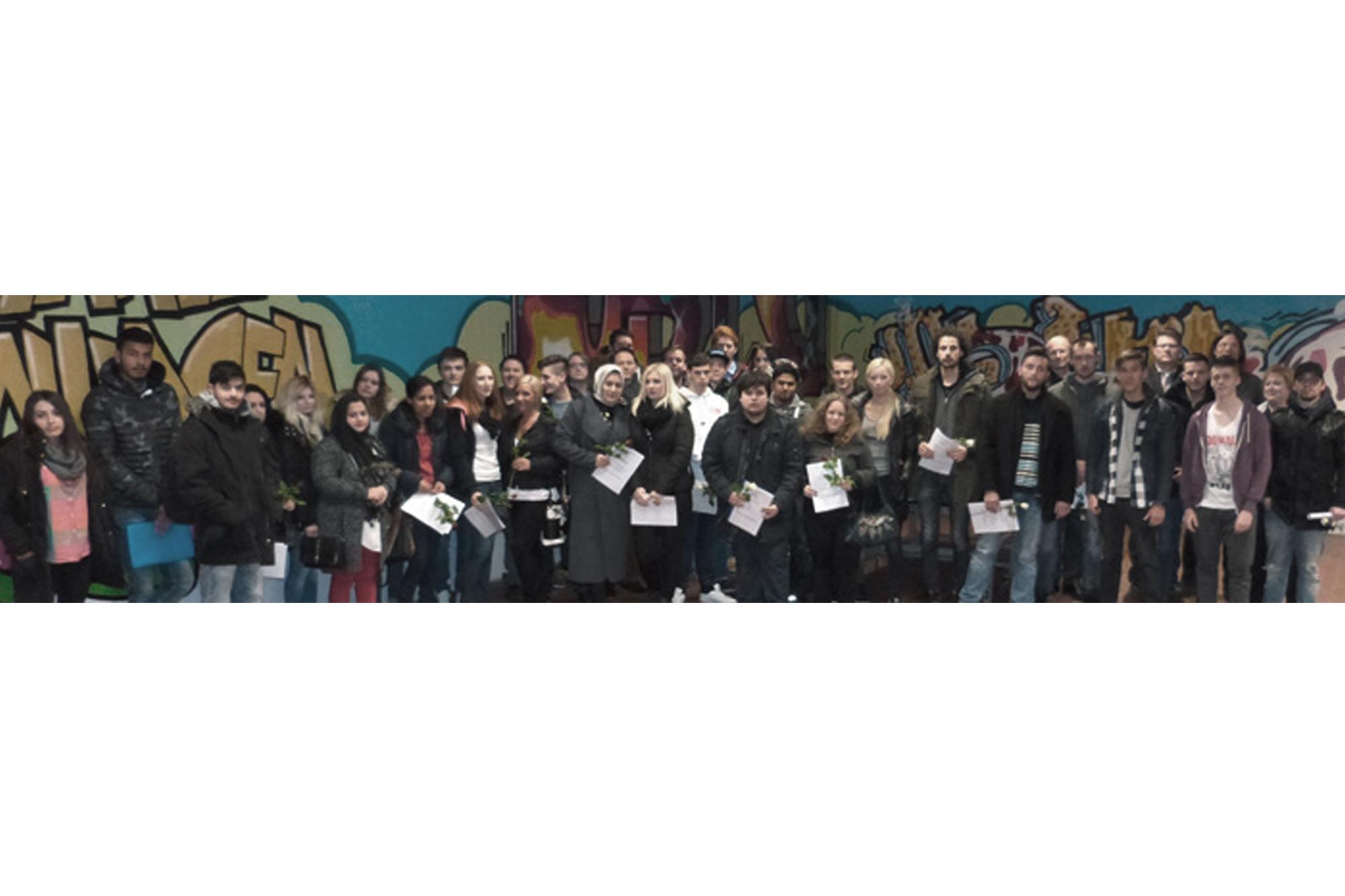 Mittlerer Bildungsabschluss Wintersemester 2015/2016