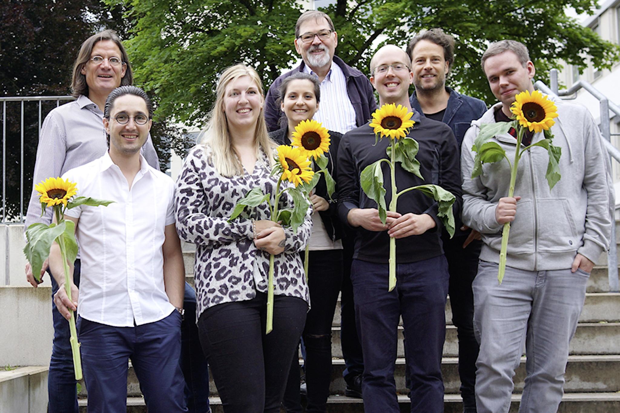 Abiturienten der Aussenstelle Lüdenscheid