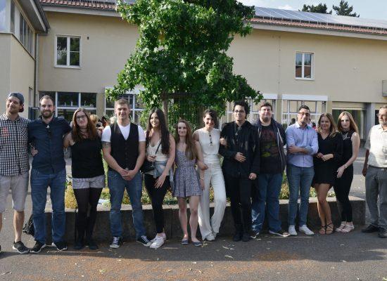 Abitur Vormittagsbereich Sommersemester 2018