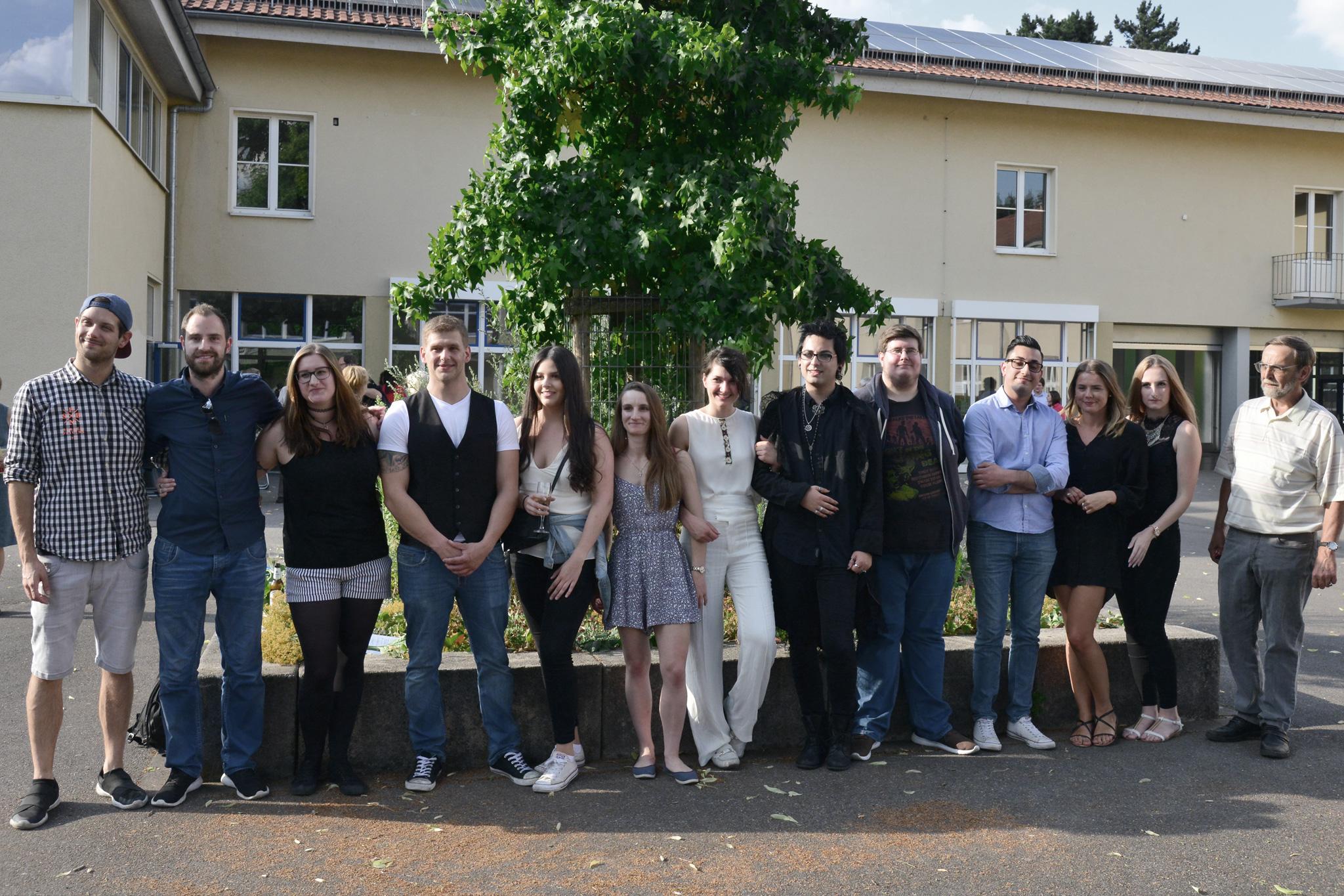 Abitur Sommersemester 2018 Vormittagsbereich