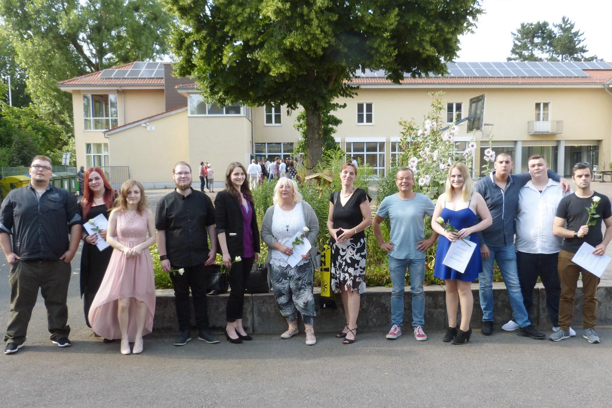 Fachoberschulreife Sommersemester 2018