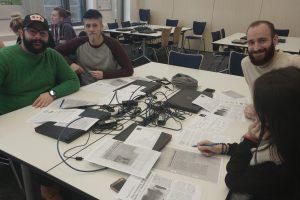 Schülerlabor Ruhr-Universität Bochum 2017