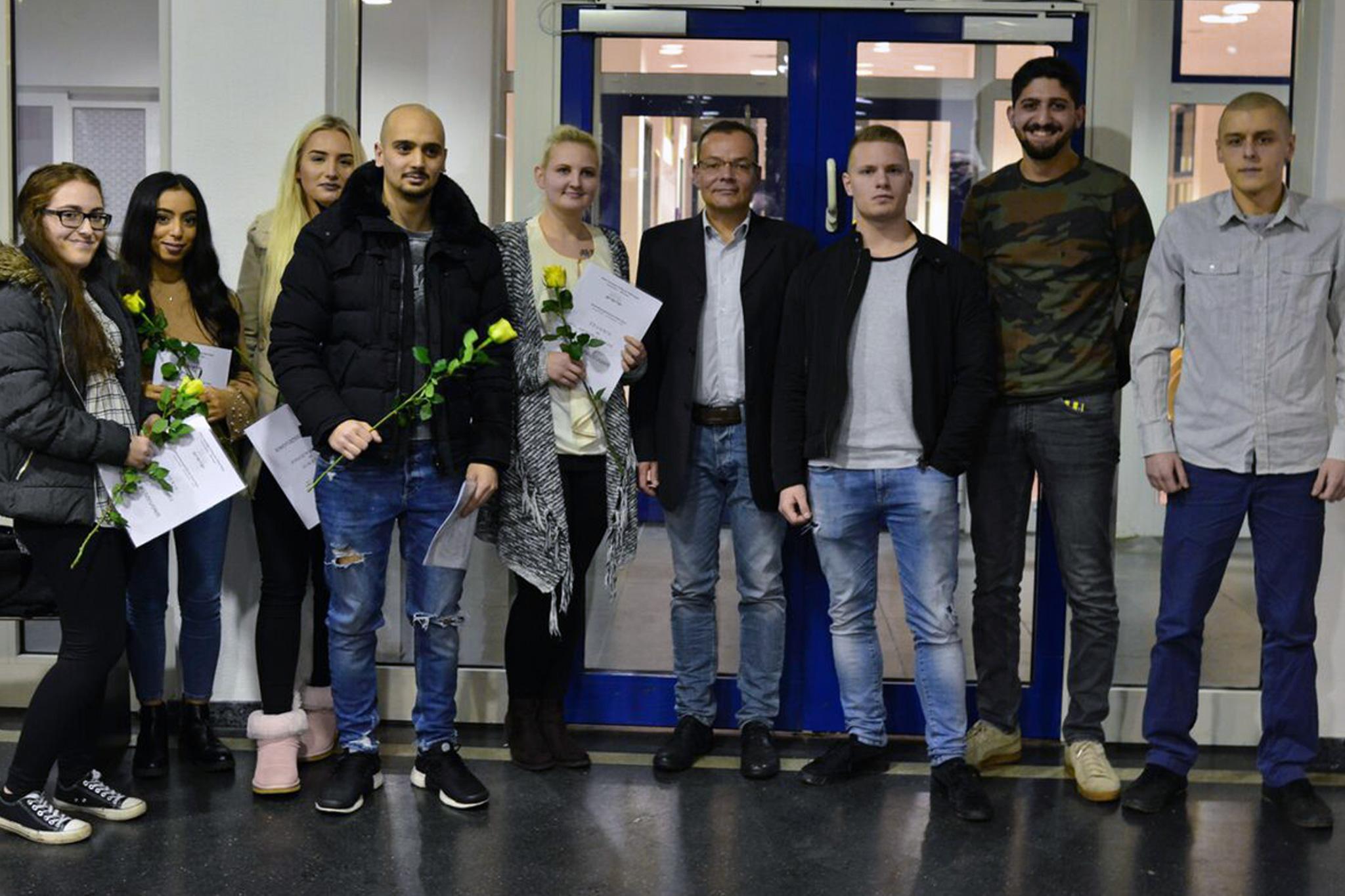 Mittlerer Bildungsabschluss Wintersemester 2017/18