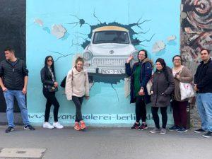 Klassenfahrt nach Berlin, Mai 2019