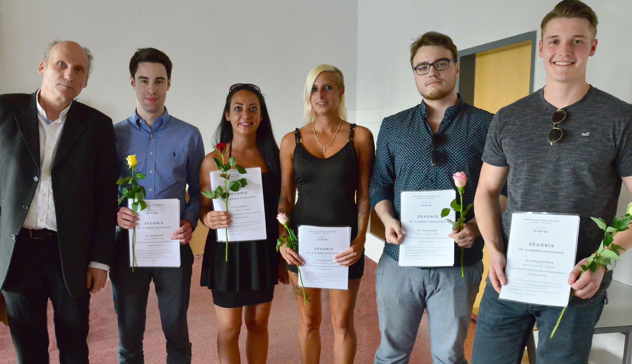 Abitur Sommersemester 2019, H4v-online