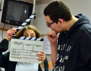 Filmproduktion Nanotechnologie